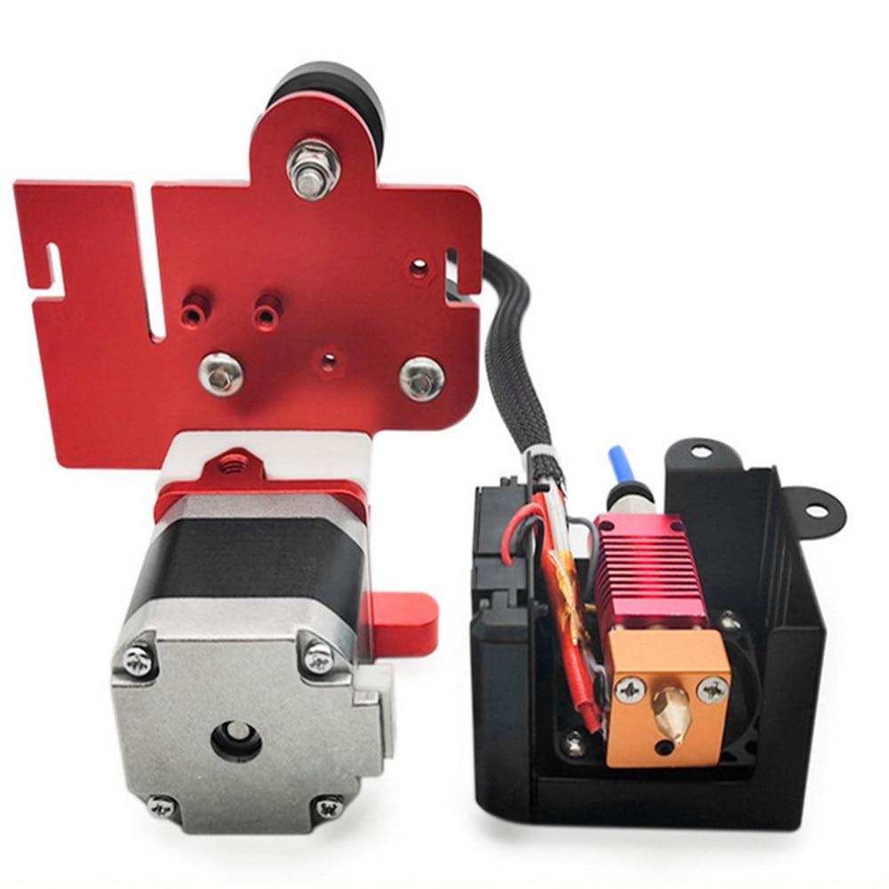 Kit de extrusora de alimentación directa de actualización de accionamiento duradero 24V Kit de extrusora de extremo caliente para impresora 3D Creality Ender-5/Ender-5S