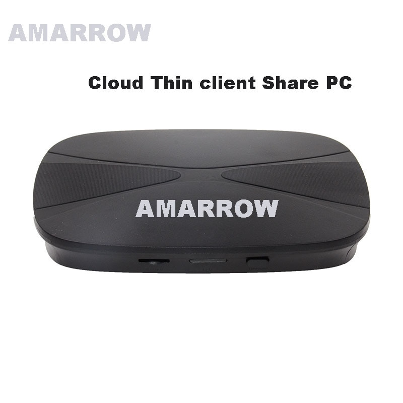 Linux Thin Client Multi-user Terminal Share Mini PC FL600W with RDP 8.1 Quad core 1.6Ghz Free Shipping