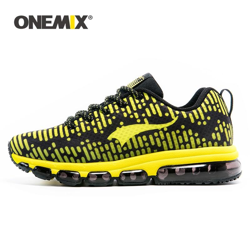 ONEmix-أحذية رياضية شبكية مسامية للرجال والنساء ، أحذية رياضية خارجية بأربطة ، للبالغين ، مقاس EU 36-46