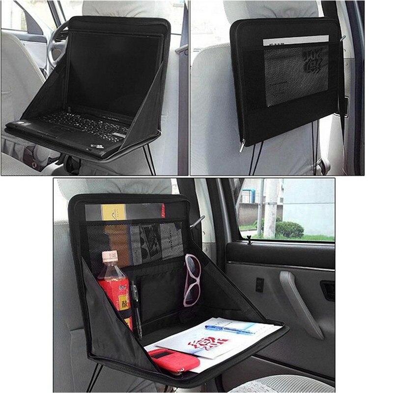 TTLIFE складной стол автомобильное заднее сиденье аккуратное хранение Органайзер DVD держатель для ноутбука лоток дорожный Органайзер Vehiculo ав...