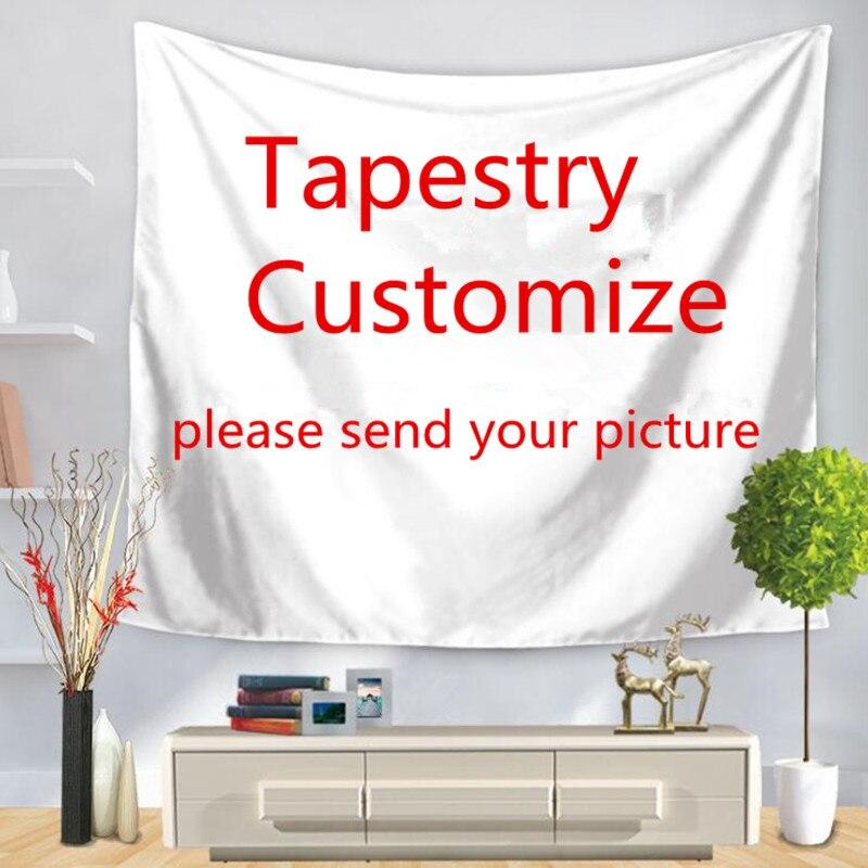 Tapisserie murale créative, Design bricolage, nappe murale, tissu darrière-plan, 75x90cm, 130x150cm, 150x200cm