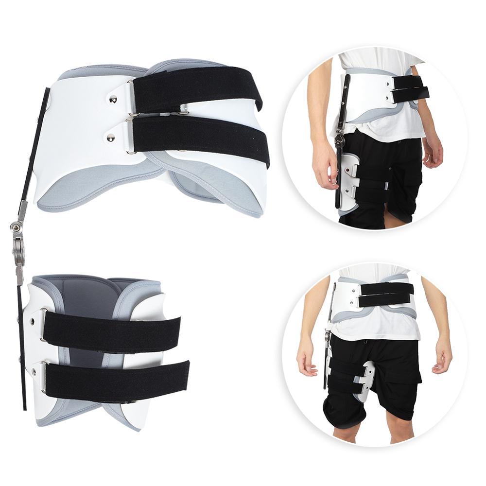 Corrector de postura soporte de órtesis de cadera protección de articulaciones de cadera dispositivo de fijación ortopédica postoperatoria soportes