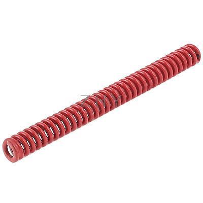 6mm x mm x 60 3mm Vermelho de Cromo Da Liga Die Mola De Compressão De Aço