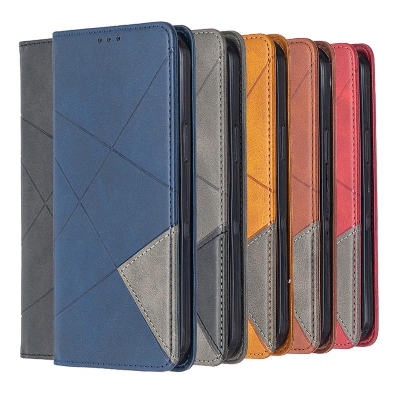 On sFor Xiomi Poco M3 Case Magnetic Wallet Leather Flip Phone Cover For Xiaomi Mi Poco M 3 PocoM3 St