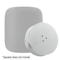 Debout libre Bluetooth Haut-Parleur En Alliage Daluminium En Metal Base Accessoires De Mode De Bureau Portable Monture De Support Pour Apple HomePod
