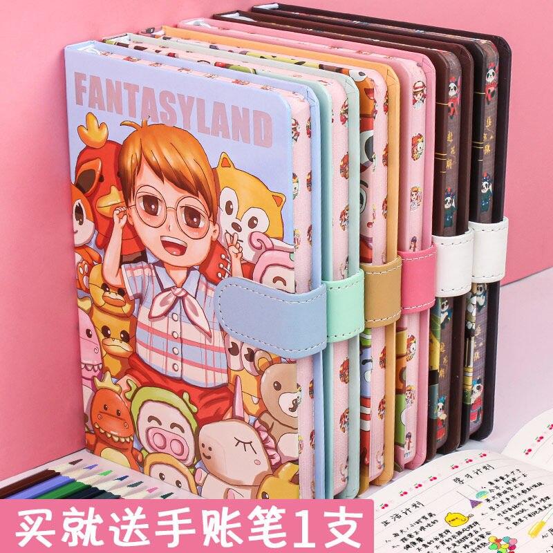 Милые блокноты и журналы панды