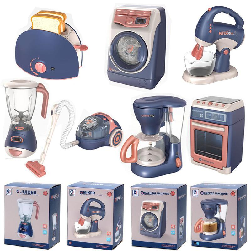 Фото - New Children's Play House Electric Kitchen Toy for Boys and Girls Simulation Electric Lighting Small Appliances Set Gifts small beginnings say and play