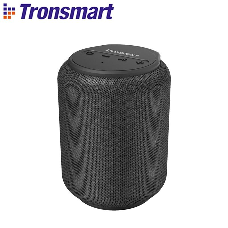 Оригинальный Tronsmart T6 мини беспроводной Bluetooth динамик TWS IPX6 портативный открытый низкий шаг зонд с голосовым ассистентом