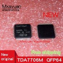 2pcs ~ 20 teile/los TDA7706M TDA7706 QFP64 Neue original auto radio tuner chip