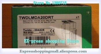 New TWDLMDA20DRT PLC CPU 24VDC 12DI 8DO