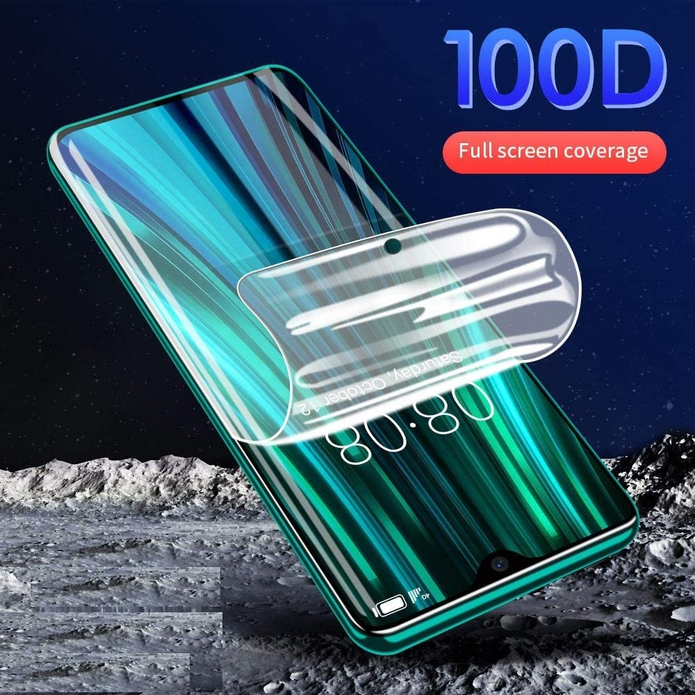 Case For OPPO Reno Ace Hydrogel Film Screen Protector 9H Premium Not Glass For OPPO Reno ACE Protect