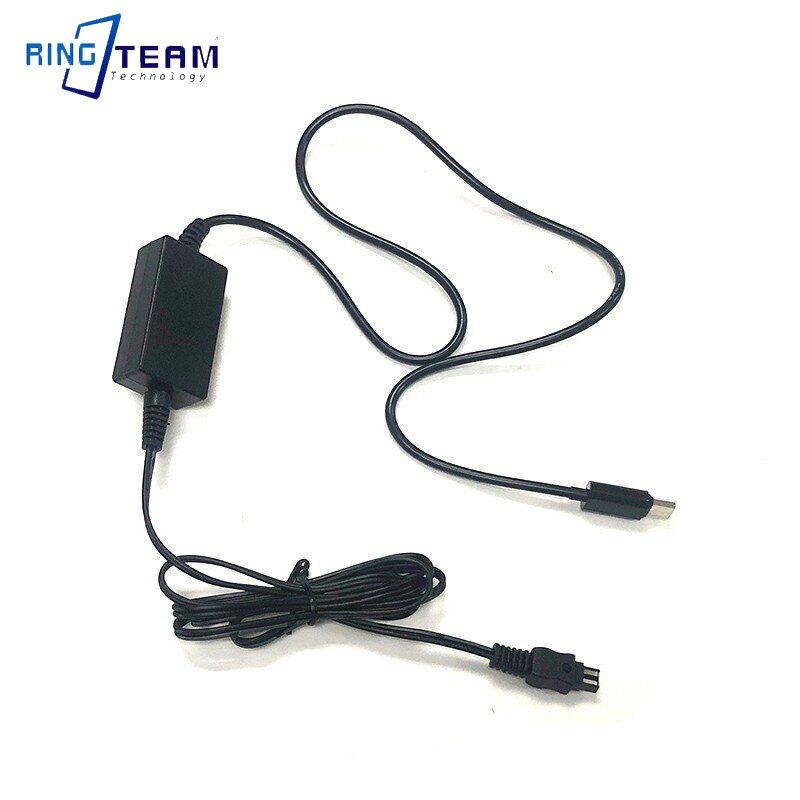 AC-L200 AC-L25A AC-L25B adaptador USB Cable de alimentación para Sony cyber-shot Cámara...