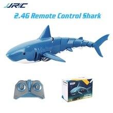 JJRC S10 télécommande requin 2.4G 4 canaux RC poisson 20 Minutes Simulation électrique RC Mini bateau étanche bateau jouets pour enfants