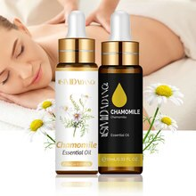 10ml Chamomile Essential Oil For Massage Aromatherapy Physiotherapy Fitness Relieve Anxiety Make Peo