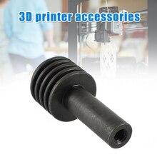 Tige dalimentation de gorge de vis dextrudeuse de poudre de boue en céramique de 8mm x 82mm pour limprimante 3D PUO88