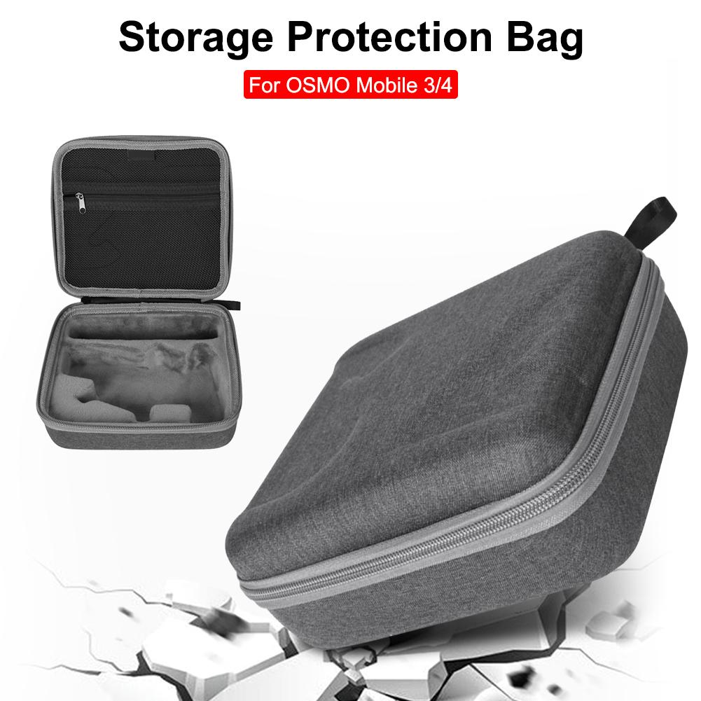 Neue Handheld PTZ Set Schutz Box Hand Gimbal Stabilisator Lagerung Tasche Tragen Fall für DJI OM 4 OSMO MOBILE3 Dropshipping