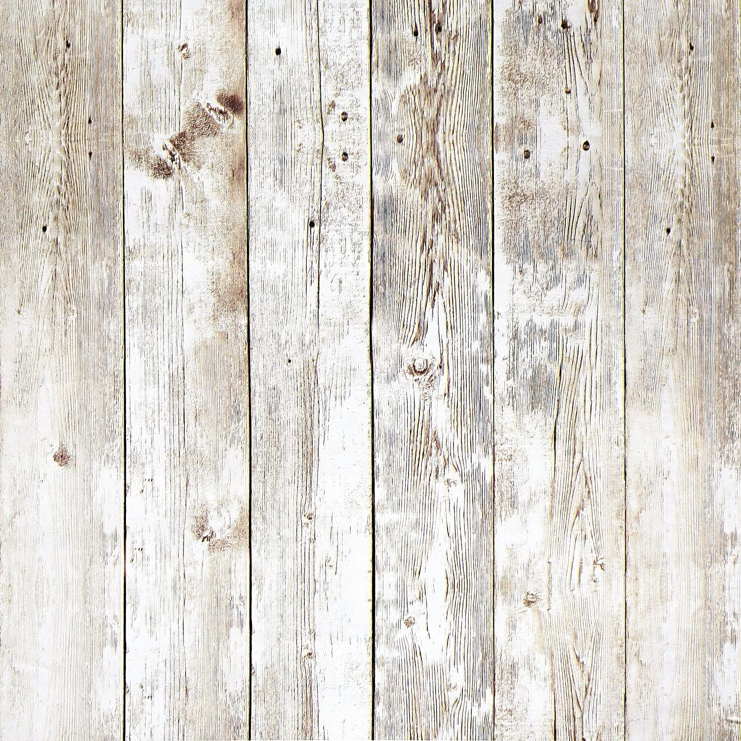 LUCKYYJ Wood Self Adhesive Paper, Removable Wood Peel and Stick Wallpaper Decor Wall Covering Vintage Wood Panel Interior Film brown wood papers wood peel and stick wallpaper removable wood grain self adhesive vintage distressed wood grain renovated paper