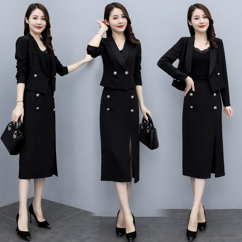 Yishang 2021 осенний Новый модный костюм из двух предметов 8001