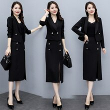 Yishang 2021 Autumn New Fashion Two-Piece Suit 8001