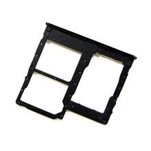 Sim Card Tray SD Reader Holder For Samsung Galaxy A40 A405 A405F Dual SIM Card Tray Slot Holder Repl