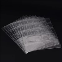 1 2 Pages 20 30 42 Pockets Album Pages Holders Folder Sheets For Classic Coin Storage Collection Album