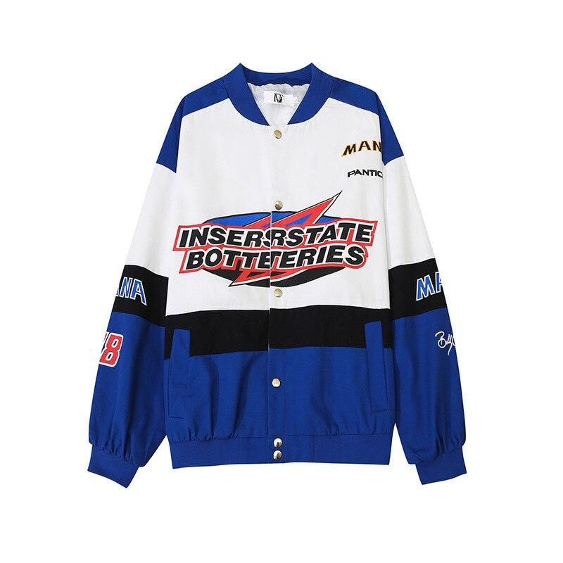 LAPPSTER Men Patchwork Streetwear Bomber Jackets 2021 Autumn Mens Korean Fashions Windbreaker Harajuku Hip Hop Jackets Coats 112