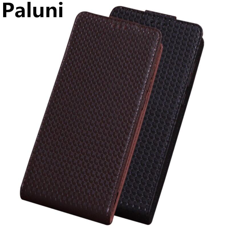 Вертикальный флип-чехол из натуральной кожи в деловом стиле для Nubia Z20/Nubia X/Nubia Z18/Nubia Z18, вертикальный мини-чехол для телефона