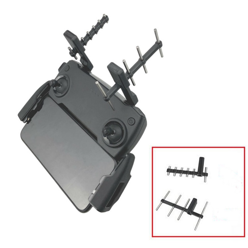 Cqt-controle remoto, extensor de alcance de antena, 5.8ghz/2.4ghz, para drone mavic mini/mavic 2/mavic air/spark rc