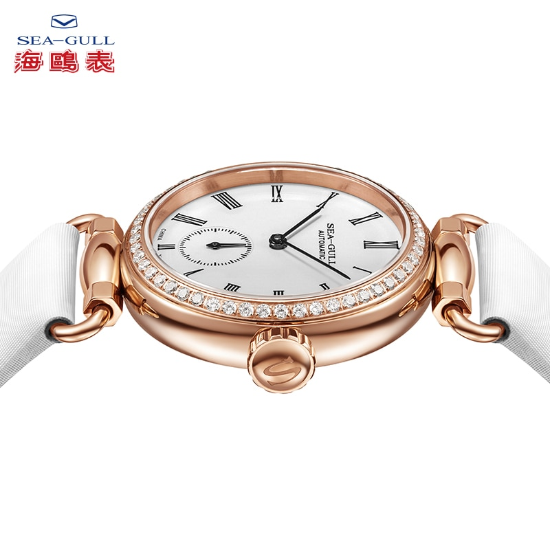 Seagull Watches Womens 2021 Top Brand Luxury Explorer Seiko Automatic Mechanical wrist watches for women  713.11.6064L enlarge