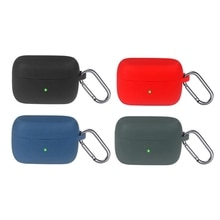 Dust-proof Silicone Protective Cover Shell Anti-fall Earphone Case for Jabra Elite 85t True Wireless
