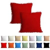 2021 soft velvet sofa cushion cover 30x5040x4045x4540x6050x5055x5560x60cm throw pillow cover home hotel decor pillow cases