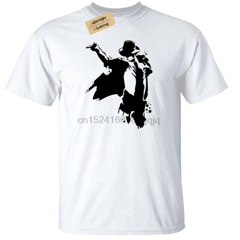 Kinder Jungen Mdchen Michael Jackson figura camiseta Rey del Pop Tribut