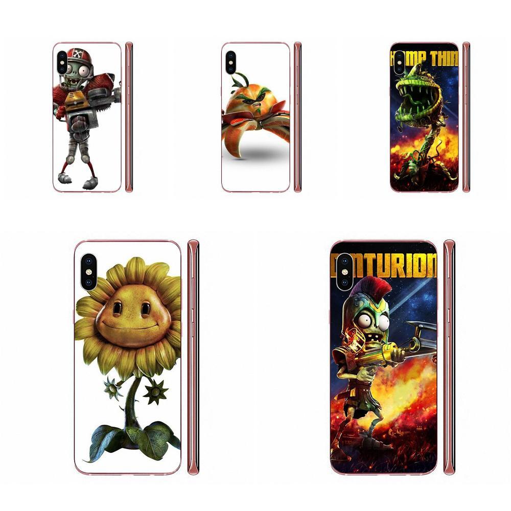 Мягкие чехлы Plants Vs Zombies Garden Warfare для Samsung Galaxy A71 Note 10 Plus A51 A50 A 71 A 51