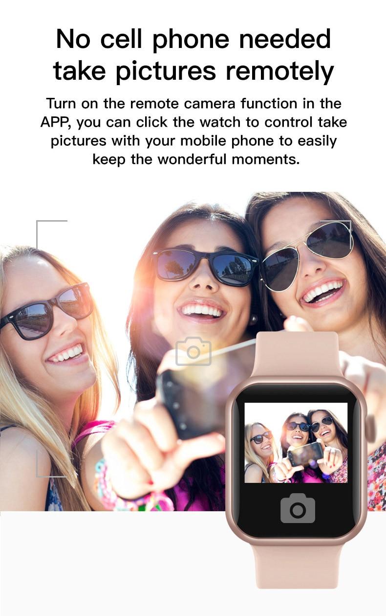 "H3a290b44858343e4a8932622542d2142s 2021 IWO 13 MAX Smart Watch T500+ plus 1.75""HD Bluetooth Calls Custom Wallpaper Heart Rate Monitor Sport Smartwatch PK W46 W26"