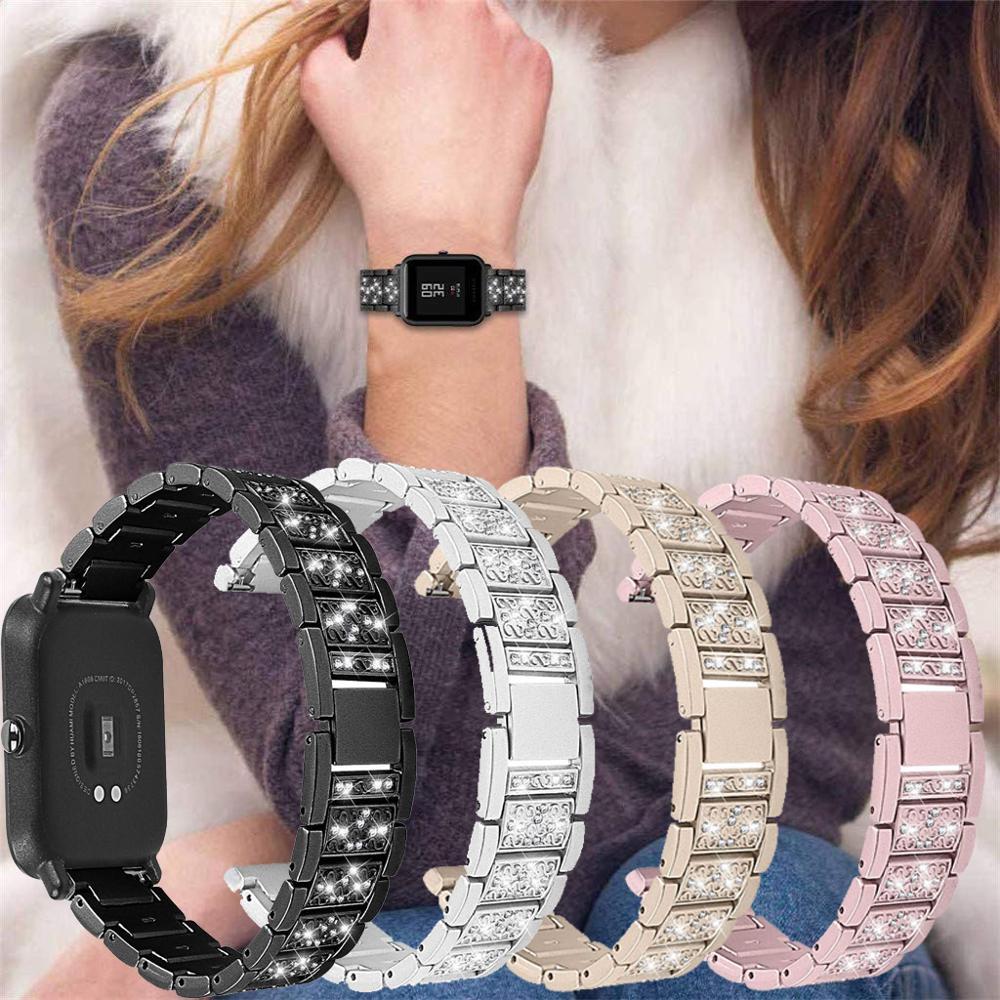 Correa de bucle Universal 20mm 22mm para Samsung Gear S3 Classic/S3 Frontier/galaxy watch 46mm correa ajustable de acero inoxidable