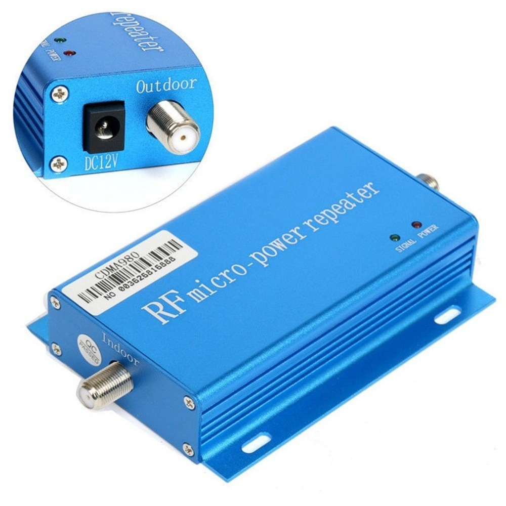 UK 850MHz CDMA Cell Phone Signal 3G 4G Repeater Booster Amplifier Extender+Yagi Phone Signal 3G 4G Repeater Booster Amplifier enlarge