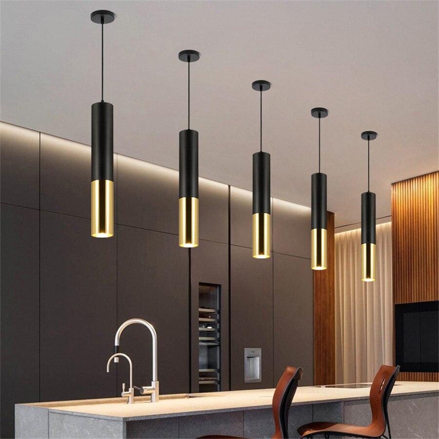 المعادن مسامير معدنية برأس قلادة أضواء غرفة نوم السرير الدرج LED مصباح عداد مطعم مقهى قلادة مصباح تركيبات الإضاءة