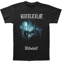 HIFI Burzum Mens Hlidskjalf T-Shirt Low Price Round Neck Men Tees
