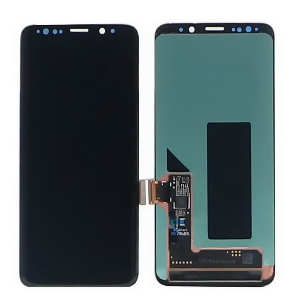100%Original LCD For SAMSUNG Galaxy S9 G960 G960F G960F/DS Display S9 Plus G965 G965F Display Touch Screen Digitizer +back cover enlarge