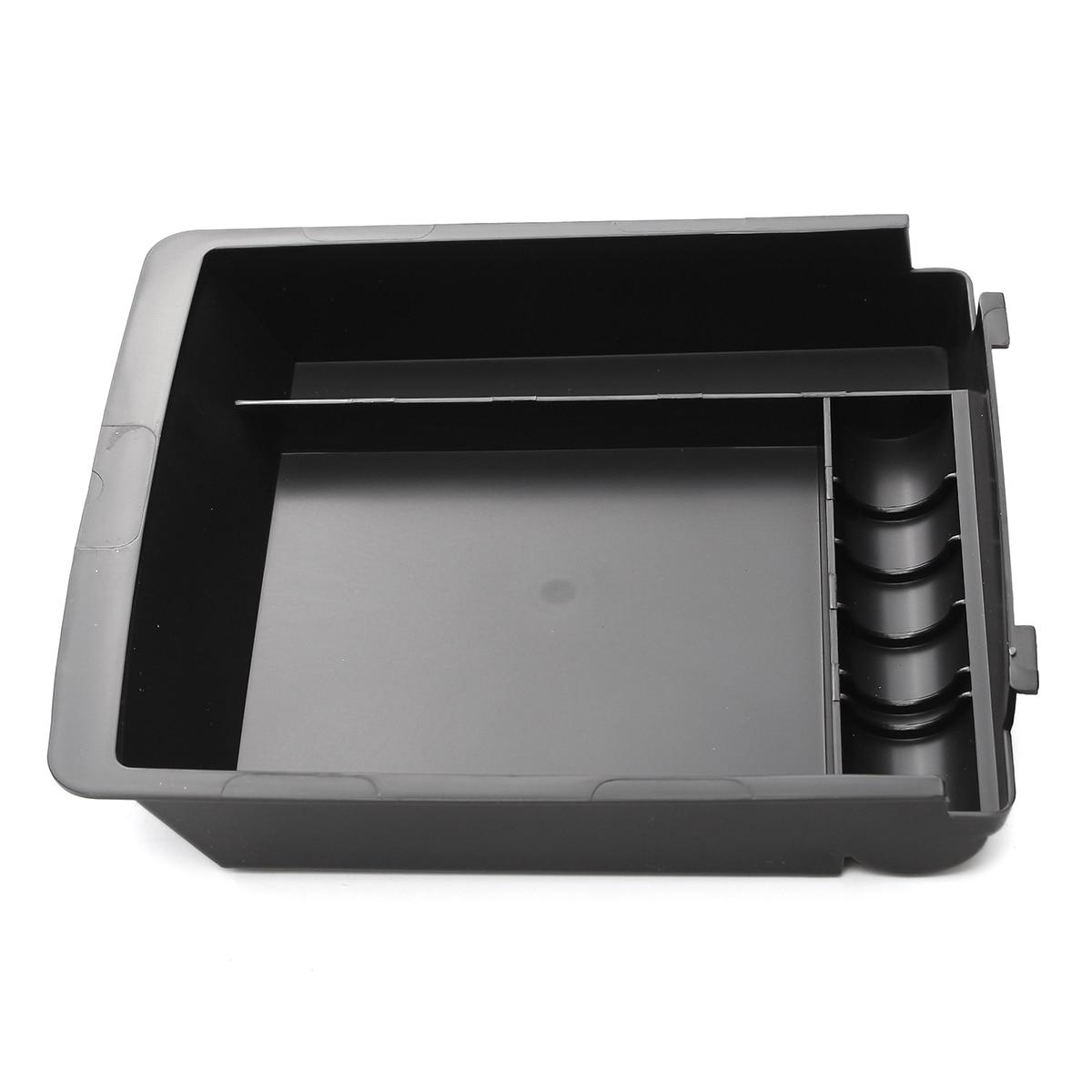 ABS Armrest Secondary Storage Box Center Console For HYUNDAI for ELANTRA 2011 2012 2013 2014 2015 187*165*35mm