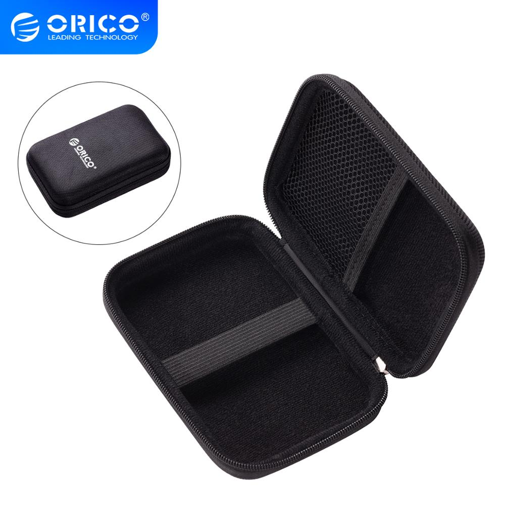 ORICO 2.5 inch HDD/SSD Hard Drive Case HDD Protector Storage Bag Portable External Hard Drive Pouch