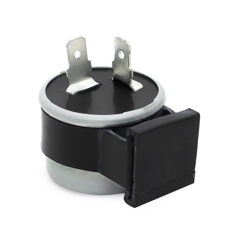 Para honda sinal de volta pisca winker relé novo 6 volts 2 pinos se encaixa muitos modelos cb125s cb100 cl100 ct110 ct70 ct90 mt250 xl100