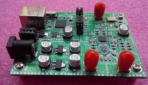 لوحة تطوير ADF4350, ADF4351 ، 35M-4.4G ، مصدر إشارة RF ، تدعم البرامج الرسمية