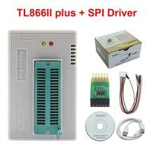 Dorigine V9.0 TL866II Plus EEPROM PIC AVR Universel USB BIOS nand Programmeur 24 93 25 mcu Bios EPROM avec SPI Conducteur