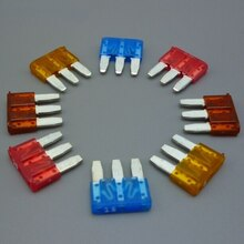 Micro3 Fuse 3Pins High Quality  Automotive Car Fuse for JEEP 5A 7.5A 10A.15A