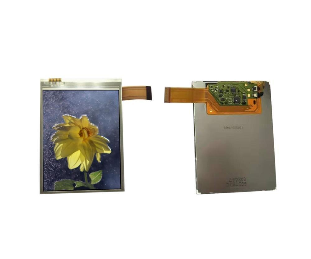 original used 3.7 inch handheld PDA lcd 480(RGB)*640 TFT display COM37H3M99UTC lcd display screen
