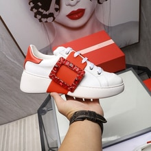 2021 Luxury brand crystal sneakers women casual shoes chunky women vulcanized shoes size 35-40