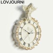 Accessoires moderne orologie Da Parete moderne Grande Wanduhr Reloj Pared Horloge murale Saat Relogio De Parede Horloge murale