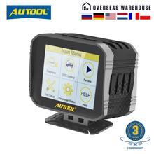 AUTOOL X80 OBD2 Scanner HUD Head Up Display & OBD Diagnose Werkzeug Überdrehzahl Warnung Alarm System Auto-Tachometer GPS Projektor