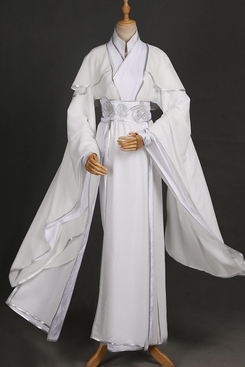 Aniem TIAN GUAN CI FU Xie Lian Cosplay traje Cosplay MO DAO ZU SHI Xiao Xingchen disfraces de Halloween para Unisex